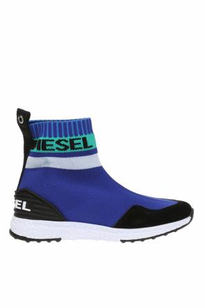 Sneakers with sock od Diesel